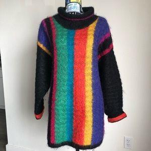 Vintage Fenn Wright & Manson Sweater Multicolored